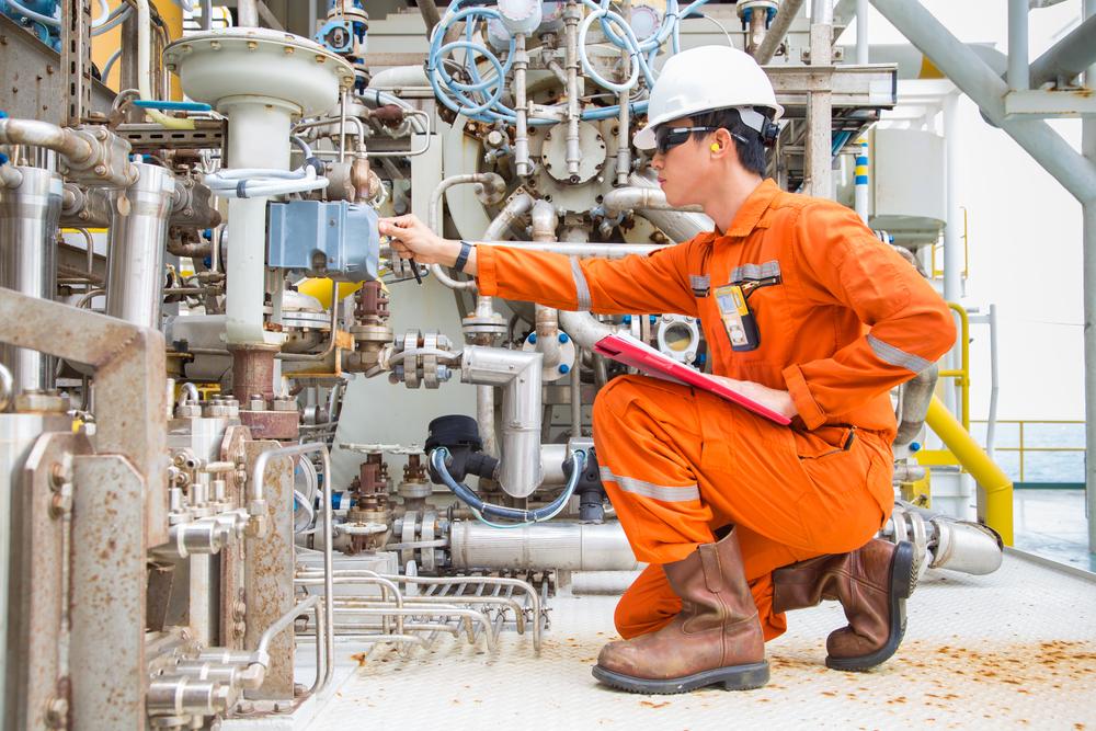 Kontrola elementów instalacji